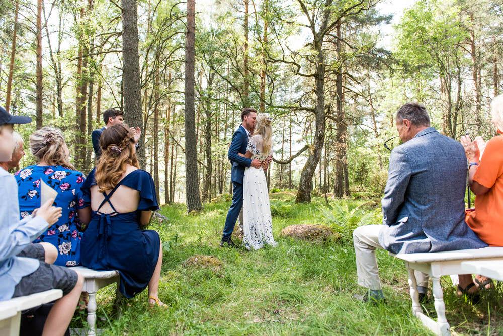 Destination Wedding Photographer Sweden
